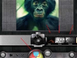 Фоторедактор Инстаграм 14