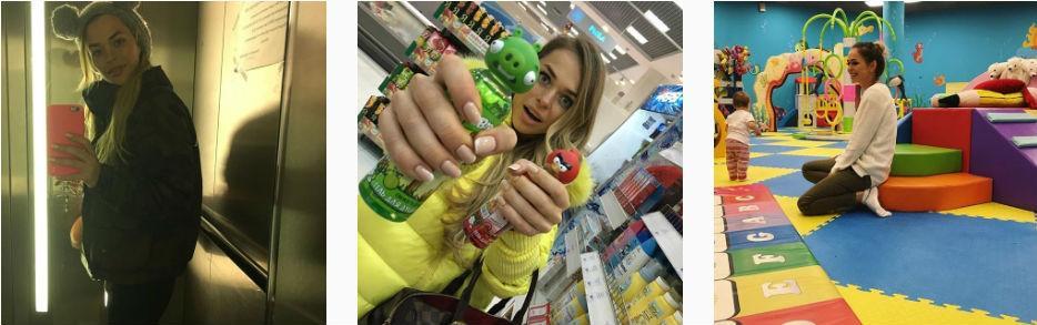 Анна Хилькевич новые фото в Инстаграм