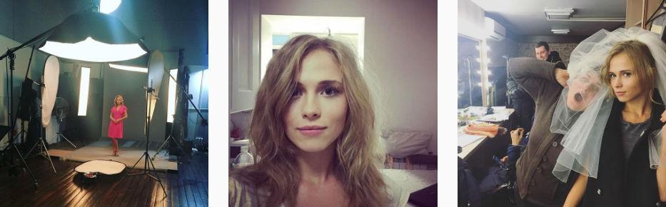 Анна Кошмал свежие обновления в Инстаграме