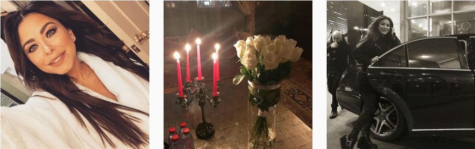 Ани Лорак свежие обновления в Инстаграме