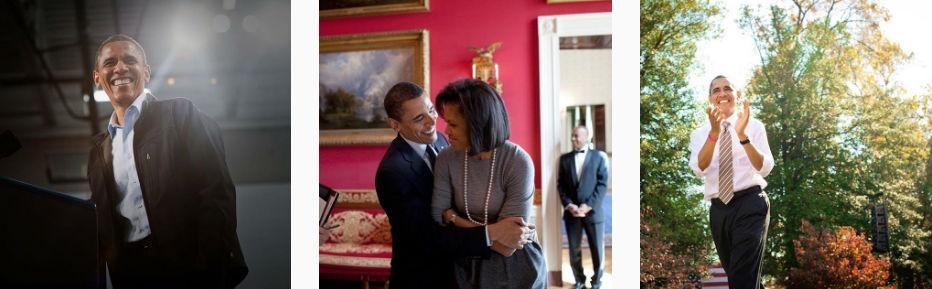 Барак Обама новые фото в Инстаграм