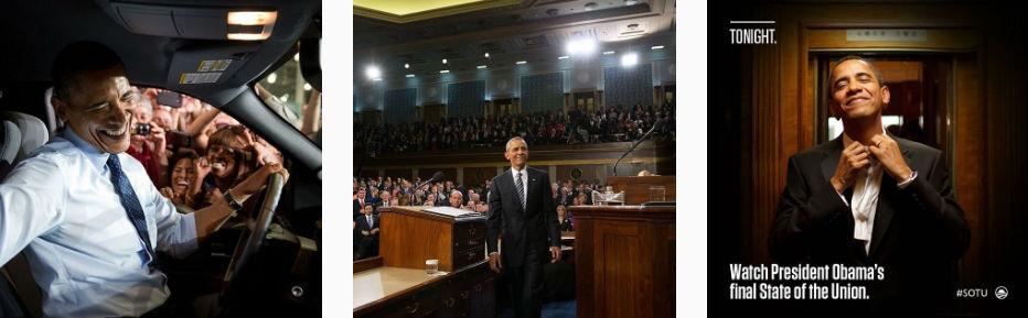 Барак Обама свежие обновления в Инстаграме