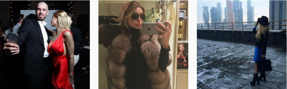 Лиза Кутузова новые фото в Инстаграм
