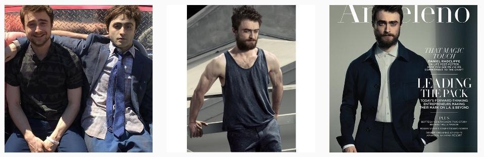 Daniel Radcliffe Instagram