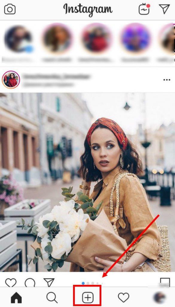 почему инстаграм портит качество фотографий этого, глубокой тарелке